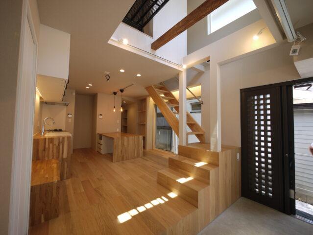 東京都大田区 Y様邸フルリノベーション 1Rのような家