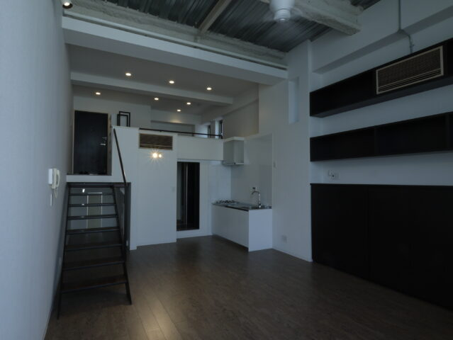 港区 アパートリノベーション 持ち家のような賃貸アパート